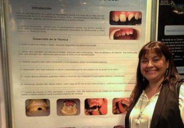 Docente de Odontología expone en Congreso en Buenos Aires
