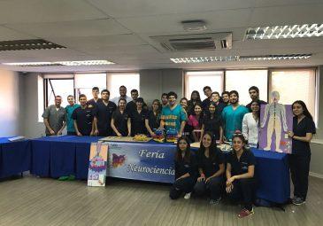 2° Feria de Neurociencia en Kinesiología UDD