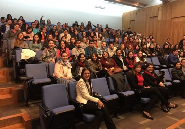Odontología realizó jornada para alumnos egresados