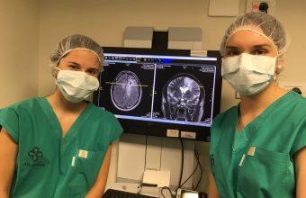 Interna de Fonoaudiología participa en cirugía cerebral