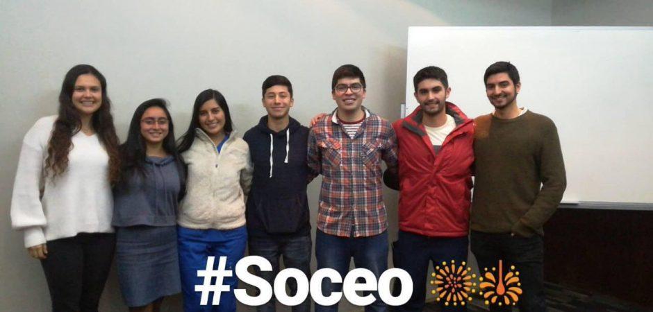 Alumnos crean Sociedad Científica en Odontología