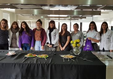 Carrera de Nutrición y Dietética finaliza con éxito concurso de recetas