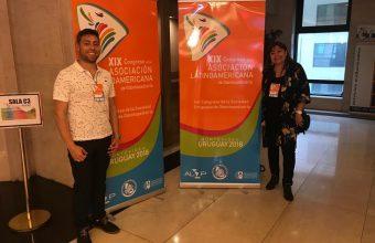 Docentes de pre y postgrado exponen en Congreso Latinoamericano de Odontopediatría