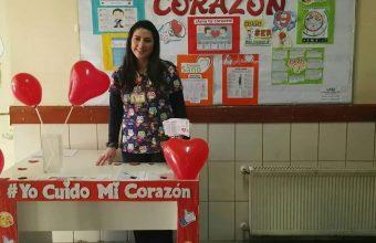 Testimonios UDD: Carla Torres y su sueño de ser Enfermera
