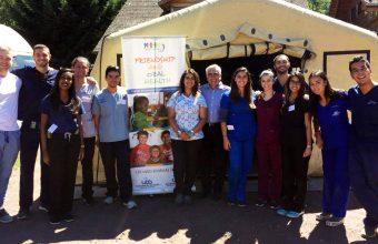 Atención Odontológica en Neltume: Friendship and Oral Health en su versión número 14