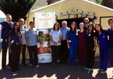 Atención Odontológica en Neltume: Friendship and Oral Health en su …