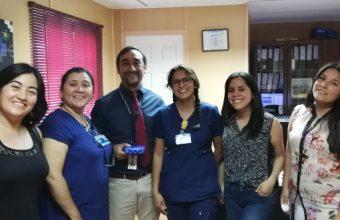 Enfermería UDD presenta resultados sobre tesis de Salud Intercultural