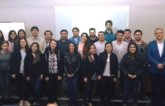 Con 22 estudiantes se dio inicio a nuestra Especialidad Odontológica en Endodoncia