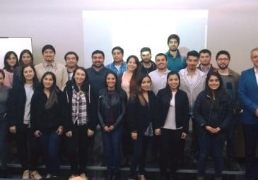 Con 22 estudiantes se dio inicio a nuestra Especialidad Odontológica en …