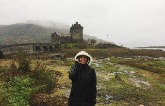 Intercambios UDD: Conoce la experiencia de Valeria en Escocia