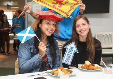 Intercambios UDD: Conoce la experiencia de Tamara en Escocia
