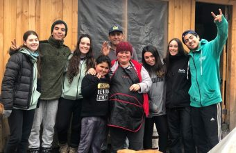 Exitosos voluntariados de Invierno 2019