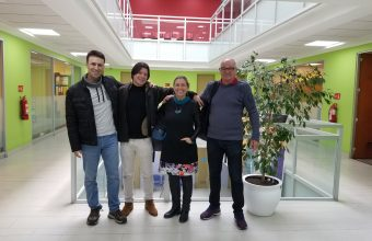 Investigadores de Escuela Nacional de Salud Pública de Brasil visitan Facultad