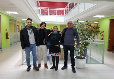 Investigadores de Escuela Nacional de Salud Pública de Brasil visitan …