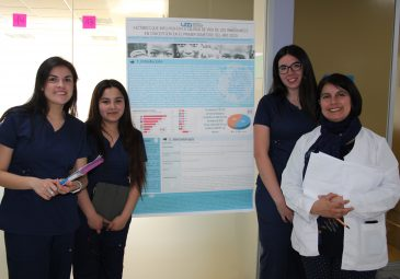Enfermería organiza presentación de proyectos de investigación