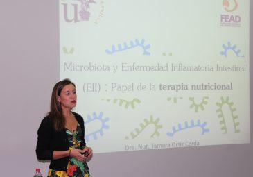 Egresados de Nutrición y Dietética participaron en jornada de …