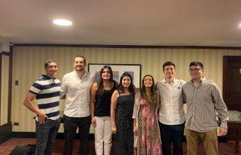 Siete odontólogos egresados de nuestra Facultad fueron seleccionados en el programa EDF