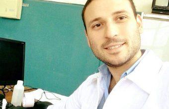 En primera línea contra la pandemia: Paulo Palma, egresado de Kinesiología