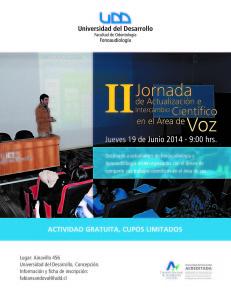 Jornada Voz