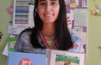 Alumnos fomentan lectura de cuentos en Cesfam Talcahuano Sur