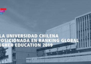 Ranking Global THE: UDD es la universidad chilena mejor posicionada