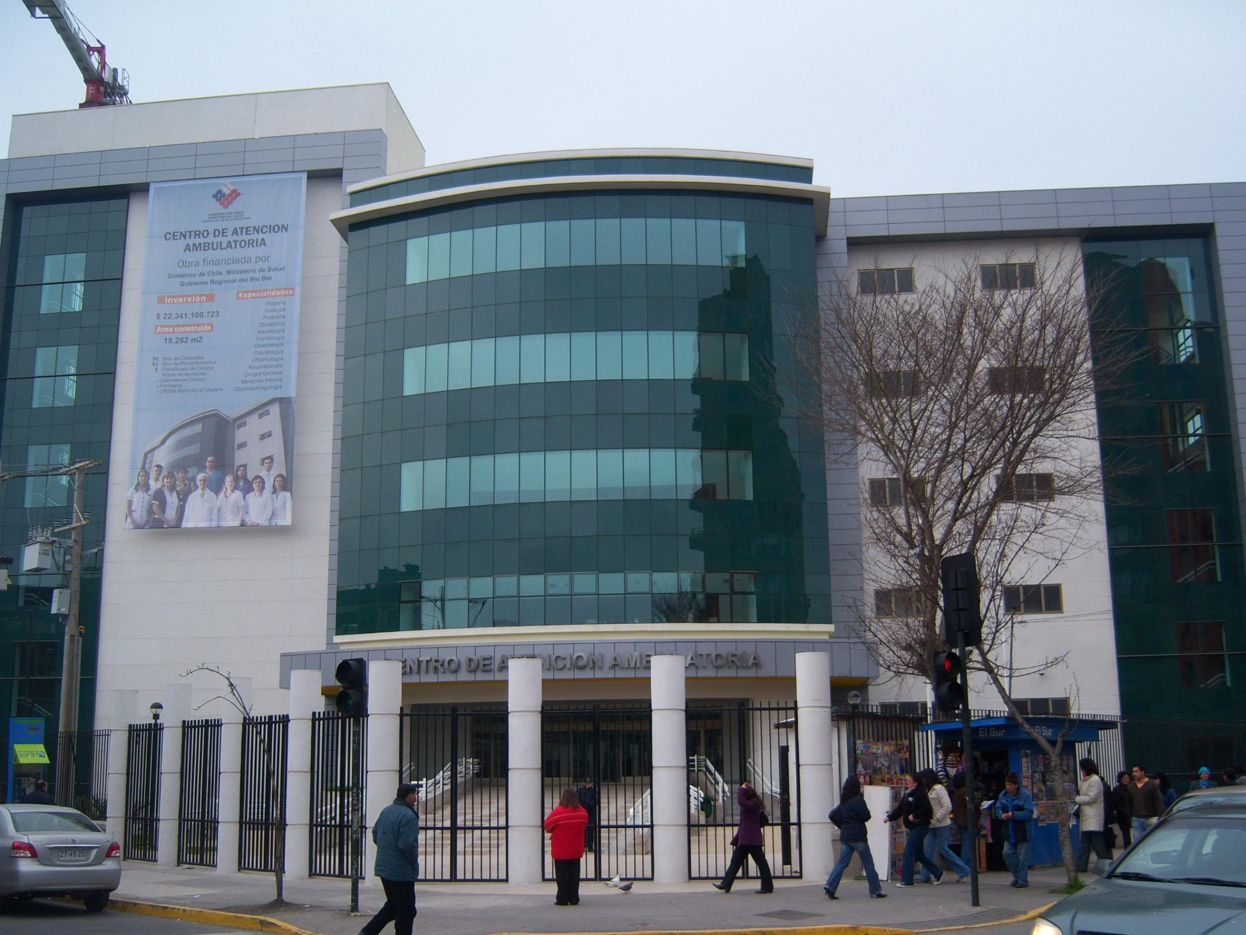 UDD firma importante convenio con Hospital Regional de Concepción