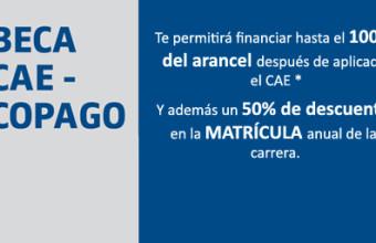 Nueva Beca CAE Copago