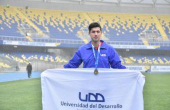 Testimonio: Matías Sotomayor y su pasión por el atletismo