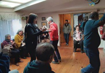 Kinesiología UDD celebra aniversario de Gruparfa