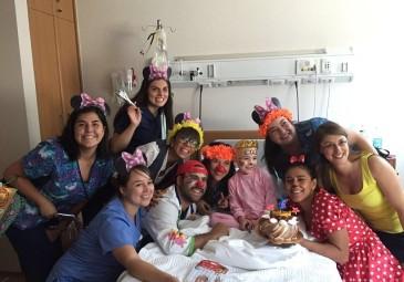Karla Reyes y su compromiso con la Oncología