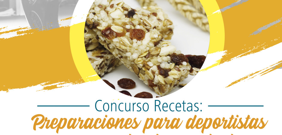1° Concurso de Recetas de Nutrición y Dietética UDD