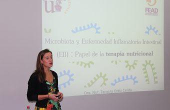 Egresados de Nutrición y Dietética participaron en jornada de actualización
