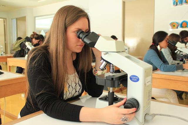 Laboratorio de Histología y Embriología