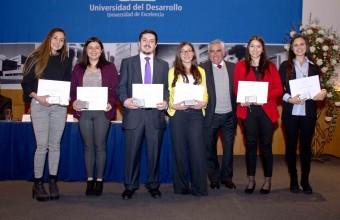Ceremonia de Premiación a mejores alumnos y docentes