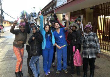 Alumnos organizan Encuentro de Educación Odontológica para Inmigrantes
