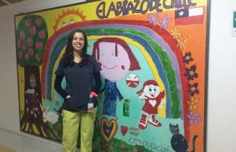 Conoce a nuestros egresados: Macarena Sánchez y su sueño de trabajar en Teletón