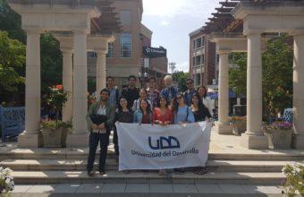 Odontología realiza viaje académico a Estados Unidos