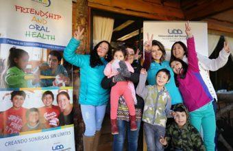Odontología realiza exitosa versión del programa Friendship and Oral Health