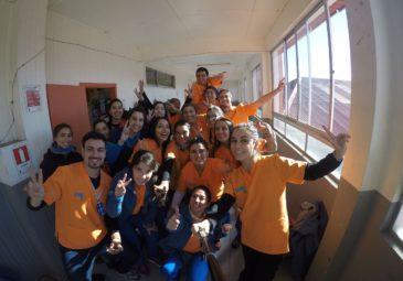 Vive la Responsabilidad Pública en los voluntariados UDD