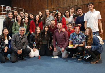 ¡Exitosa 1° Semana de la Facultad de Ciencias de la Salud!