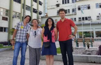 Investigadores de la Facultad participan en proyecto de Salud Pública en Brasil