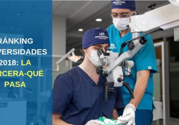 Ranking La Tercera-Qué Pasa destaca a Odontología UDD entre las mejores …