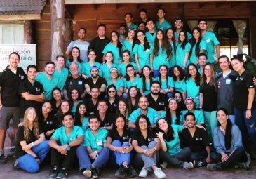 Odontología UDD finaliza exitoso voluntariado en el sur del país